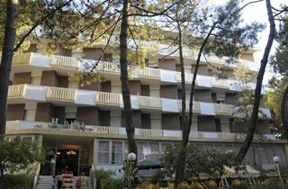 Italy, Central Adriatic Riviera, Cervia, Hotel Oasi
