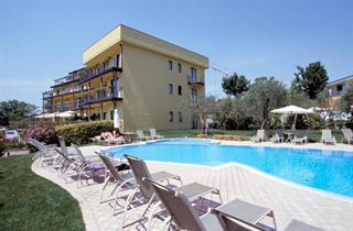 Italy, Lake Garda, Moniga del Garda, Hotel Riva del Sole