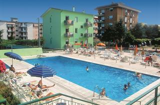 Italy, Northern Adriatic Riviera, Jesolo, Hotel Vianello