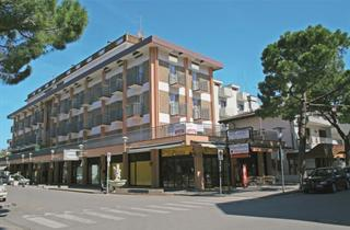 Italy, Northern Adriatic Riviera, Jesolo, Apartment Residence Augustus