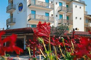 Italy, Northern Adriatic Riviera, Eraclea Mare, Hotel Centrale