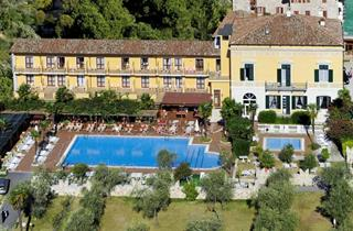 Italy, Lake Garda, Toscolano Maderno, Apartment Residence Antico Monastero