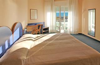 Italy, Northern Adriatic Riviera, Jesolo, Hotel Delle Rose