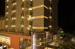 Italy, Northern Adriatic Riviera, Jesolo, Hotel Rosanna