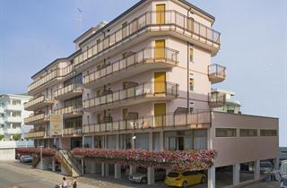 Italy, Northern Adriatic Riviera, Bibione, Hotel Bianchi