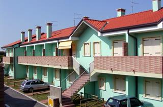 Italy, Northern Adriatic Riviera, Rosolina Mare, Apartment Residence Solmare