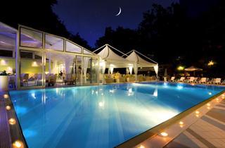 Italy, Tuscany, Chianciano Terme, Hotel Posta