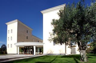 Italy, Sardinia, Arborea, Hotel Le Torri
