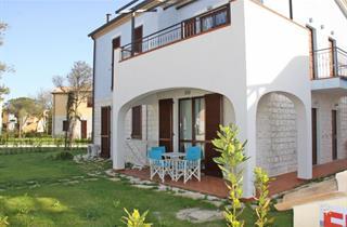 Italy, Central Adriatic Riviera, Numana, Adamo e Eva Resort