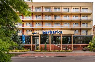 Poland, Baltic Sea Coast, Świnoujscie, Hotel Barbarka