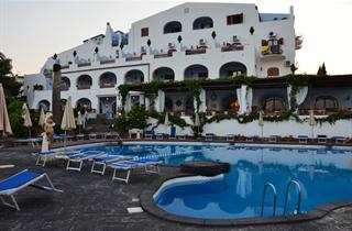 Italy, Sicily, Giardini-Naxos, Hotel Arathena Rocks