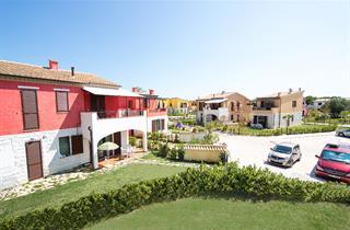 Italy, Central Adriatic Riviera, Numana, Adamo ed Eva Resort