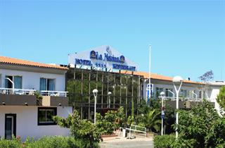 France, French Riviera, Saint Raphael, Best Western Hotel La Marina