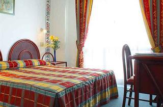 Italy, Northern Adriatic Riviera, Lignano, Hotel Soraya