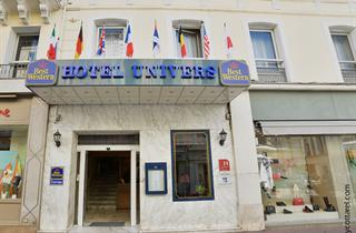 France, French Riviera, Cannes, Best Western Hotel Univers