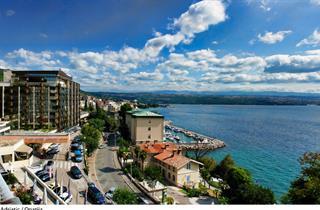 Croatia, Istria, Opatija, Grand Hotel Adriatic II
