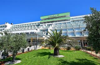 Croatia, Istria, Rabac, Hotel Hedera