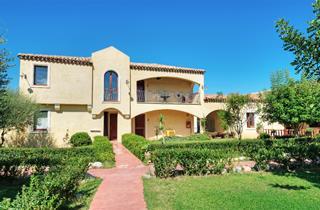 Italy, Sardinia, Cardedu, Cala Luas Resort