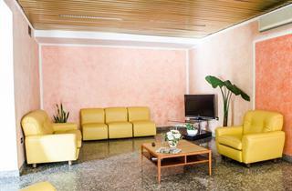 Italy, Central Adriatic Riviera, Giulianova, Hotel Corallo