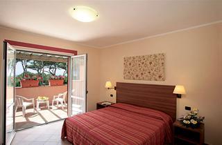 Italy, Tuscany, Scarlino, Hotel Corte dei Tusci Village Palace