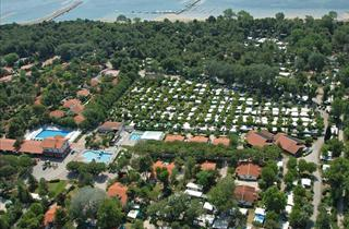 Italy, Northern Adriatic Riviera, Grado, Apartment Residence Punta Spin