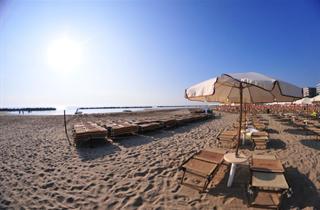 Italy, Central Adriatic Riviera, Ravenna, Hotel Antonella