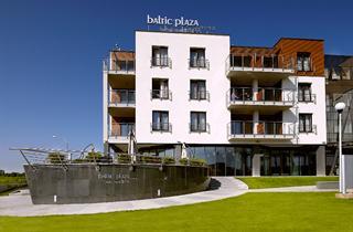 Poland, Baltic Sea Coast, Kolobrzeg, Hotel Baltic Plaza