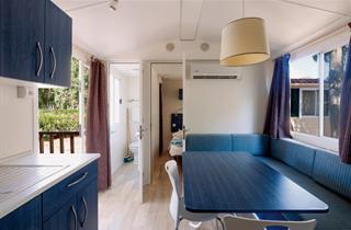 Italy, Sardinia, Alghero, Camping Village Laguna Blu