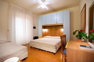 Italy, Northern Adriatic Riviera, Caorle, Hotel Etna