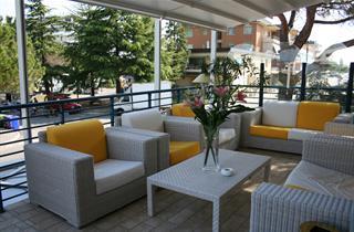 Italy, Northern Adriatic Riviera, Grado, Hotel Rialto