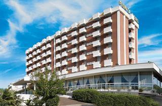 Italy, Central Adriatic Riviera, Rimini, Punta Nord Village & Hotel