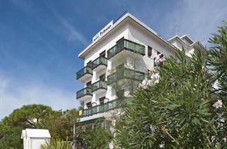 Italy, Northern Adriatic Riviera, Jesolo, Hotel Tritone