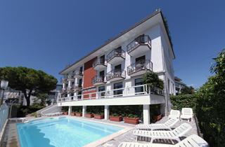 Italy, Northern Adriatic Riviera, Grado, Hotel Touring Villa D´ Este