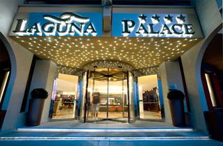 Italy, Northern Adriatic Riviera, Grado, Hotel Laguna Palace