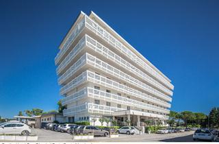 Italy, Northern Adriatic Riviera, Caorle, Hotel San Giorgio
