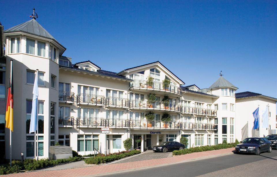 Hotel Dorint Dorint Hotel Binz In Binz Germany Book Now