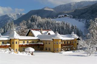 Austria, Semmering, Göstling an der Ybbs, Hotel Familien Waldesruh