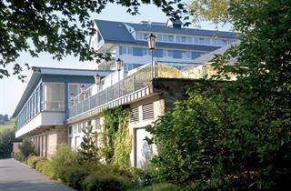 Germany, Masserberg, Werrapark Resort Hotel Frankenblick