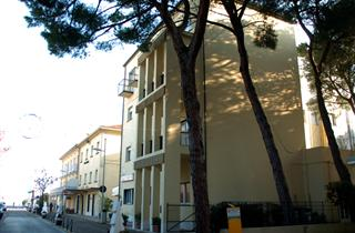 Italy, Central Adriatic Riviera, Riccione, Hotel San Martino