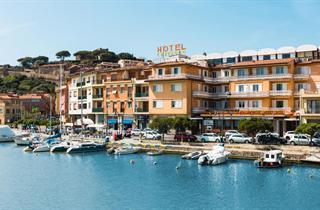 Italy, Tuscany, Castiglione della Pescaia, Hotel L'Approdo