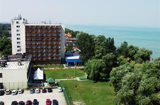 Hungary, Balaton, Siofok, Hotel Magistern
