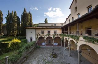 Italy, Tuscany, Figline Valdarno, Hotel Villa Casagrande