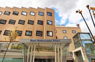 Italy, Sicily, Ragusa, Hotel Mediterraneo Palace