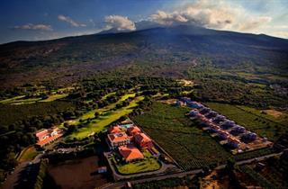 Italy, Sicily, Castiglione di Sicilia, Il Picciolo Etna Golf Resort