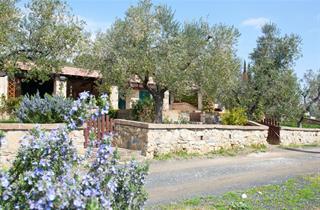 Italy, Tuscany, Guardistallo, Il Borgo Centro Vacanze