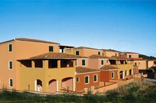 Italy, Sardinia, Orosei, Apartments Le Ginestre e Gli Oleandri