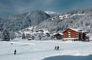 Italy, Alpe Lusia / San Pellegrino, Falcade, Hotel Stella Alpina