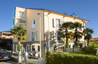 Croatia, Istria, Rovinj, Hotel Vila Lili