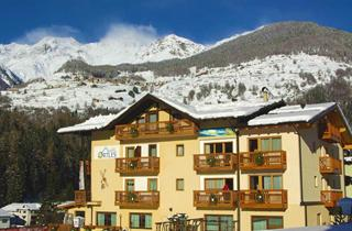 Italy, Val di Sole, Pejo, Hotel Ortles