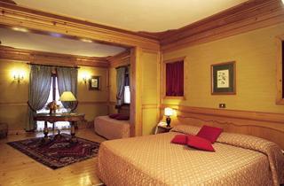 Italy, Civetta, Zoldo Alto, Hotel Valgranda